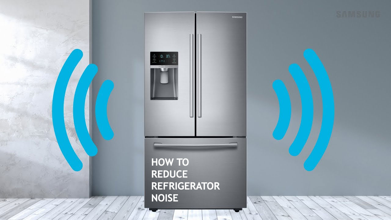 How-Reduce-Refrigerator-Noise